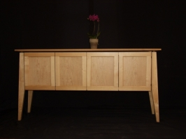 maple sideboard 1